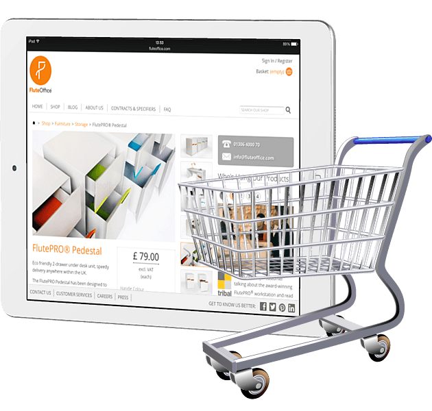 Outstanding Ecommerce websites and solutions