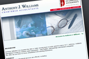Anthony J Williams - Chartered Accountant