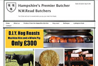 N.W. Read - Hampshire Butcher