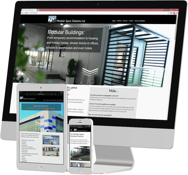 Modular Space Solutions Ltd
