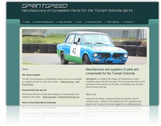 SprintSpeed