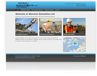 Wenman Demolition