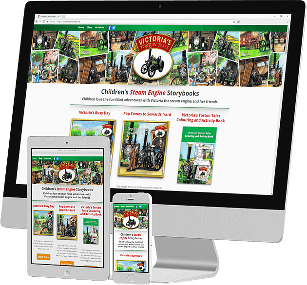 Responsive websites that ensure customer engagement